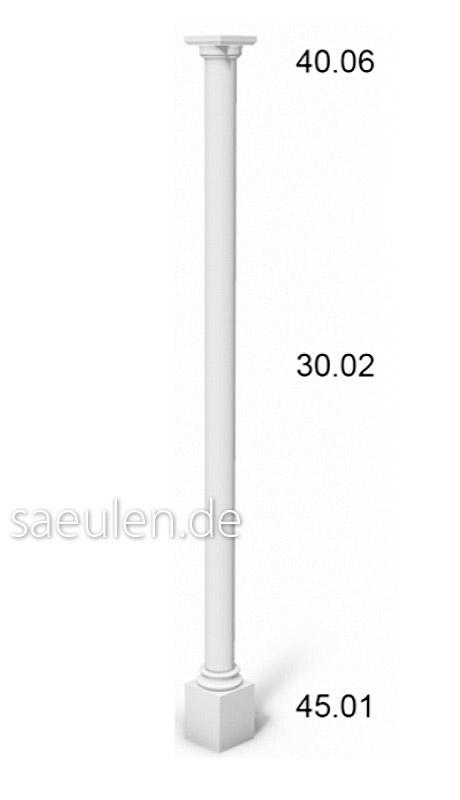 Gipssäule D=15cm