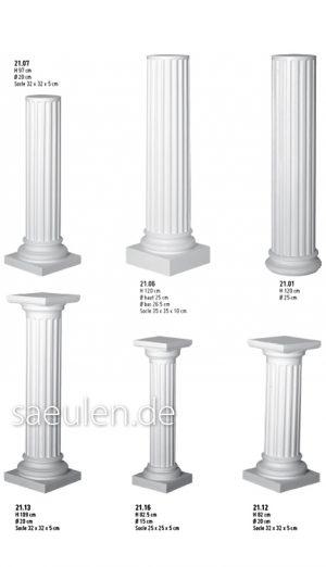 Dekosäulen
